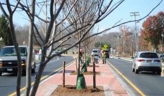 Route 55 Roundabout LaGrange, NY