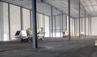 J.A. Henckels Warehouse Floor Reconstruction Pleasantville, NY