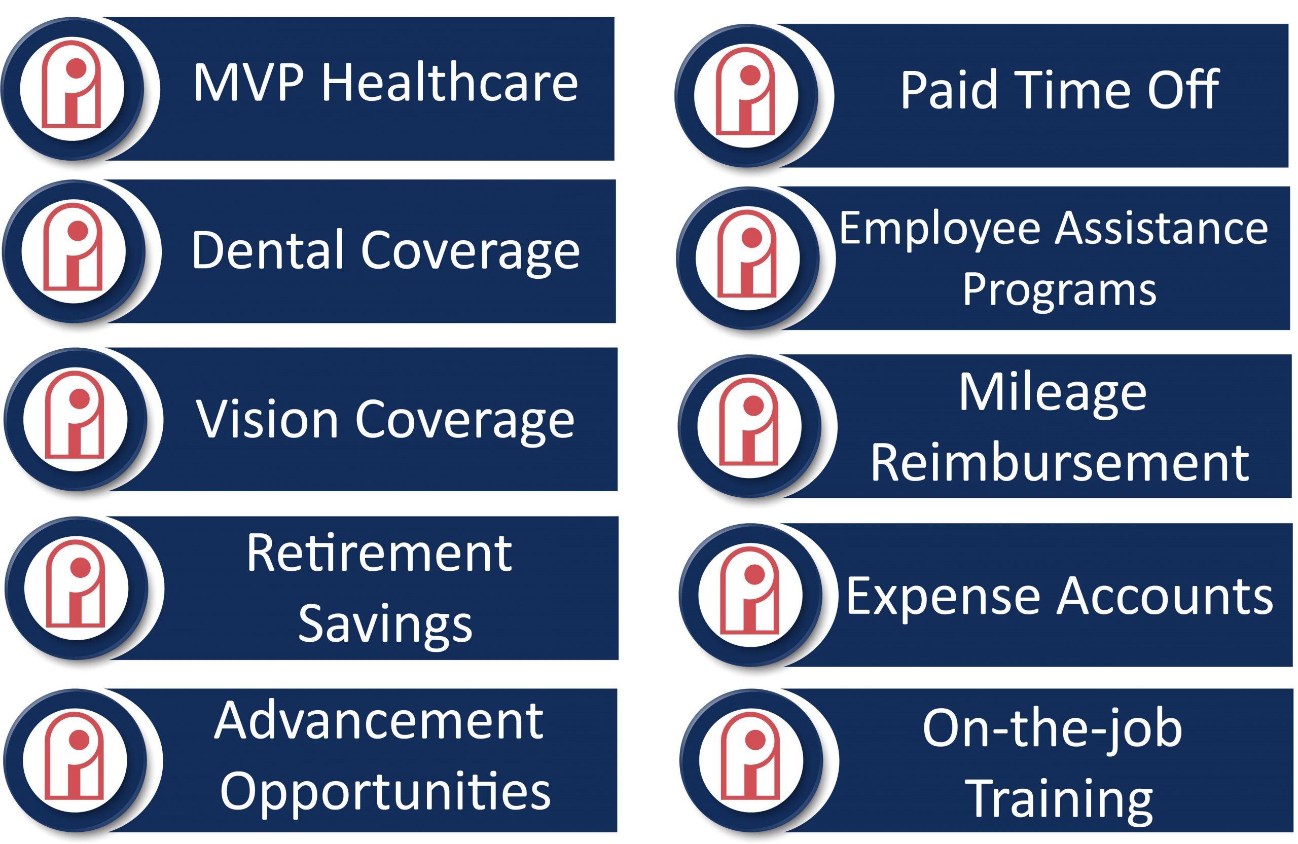 peckham employee benefits healthcare pto great benefits